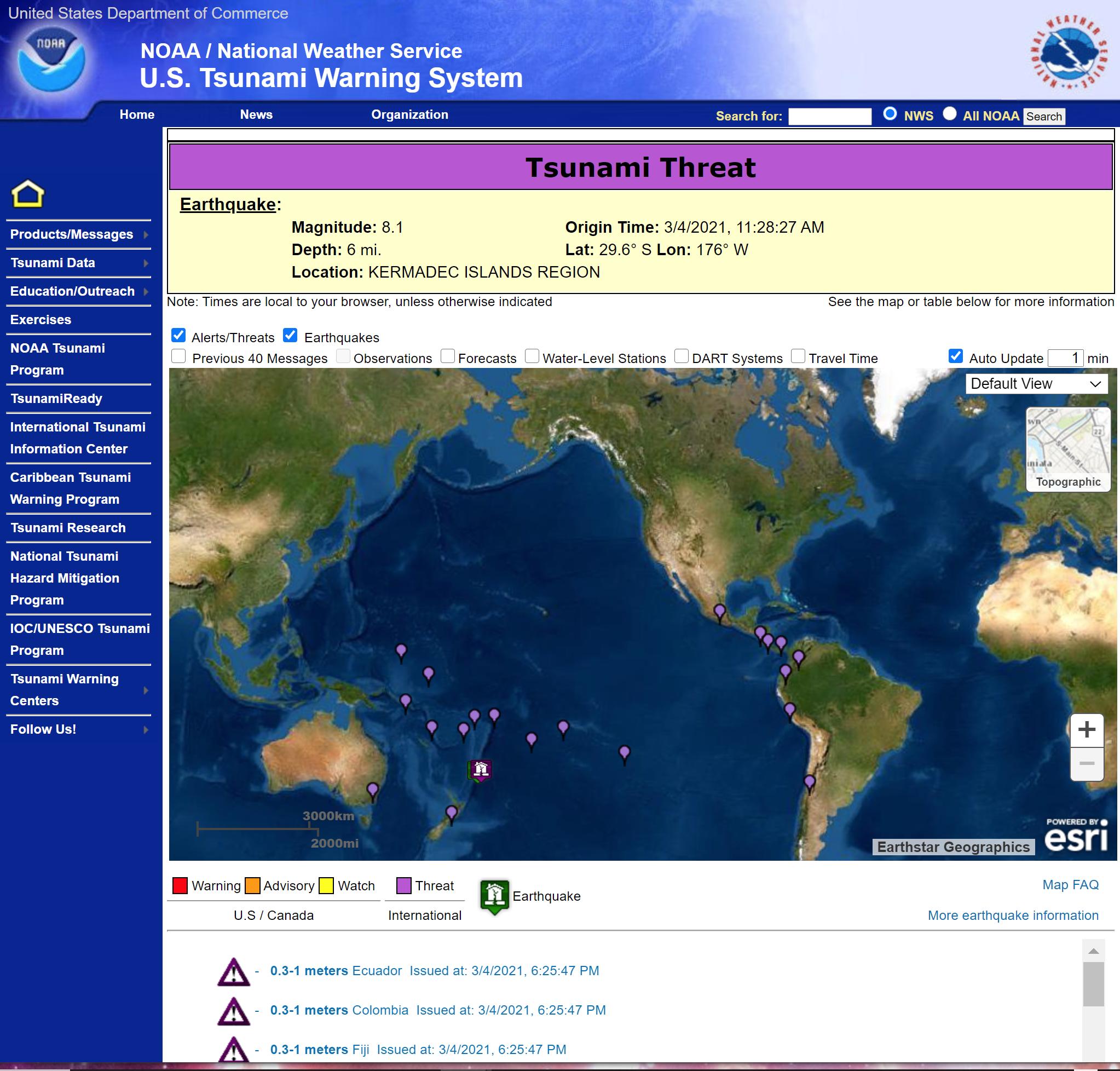 8.1_Earthquake_4_March_2021_Kermadec_Islands_Region_New_Zealand_Tsunami_Warnings_NOAA